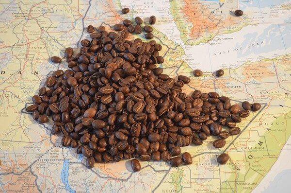 kávé története