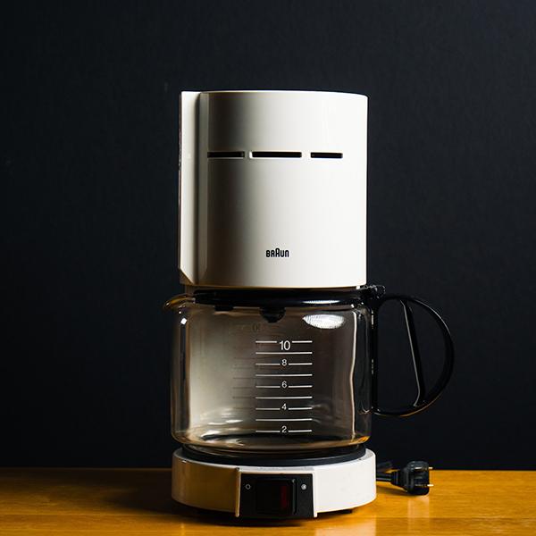 Átfolyós kávéfőző