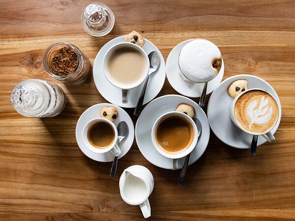 kávé fajták